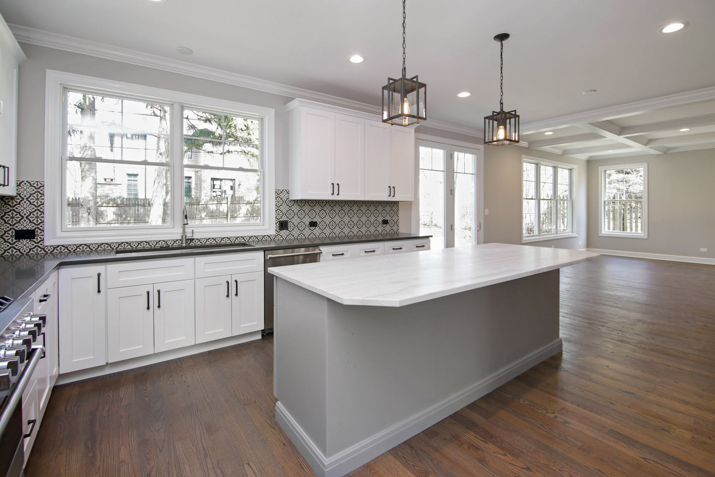 kitchen by AMA Development Deerfield Illinois