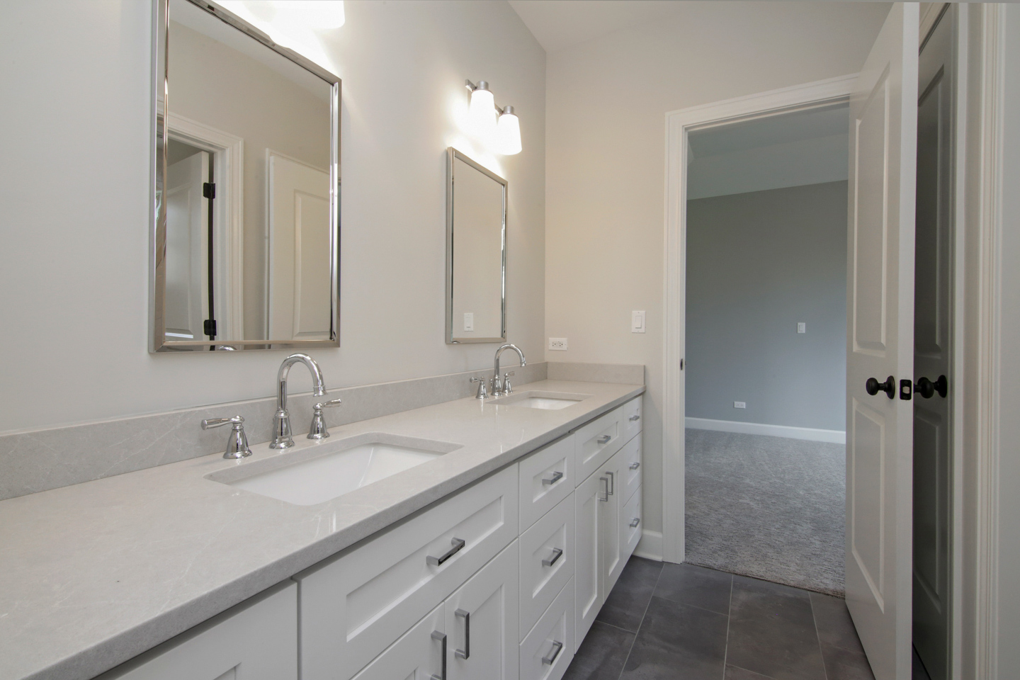 full bath by AMA Development Deerfield Illinois