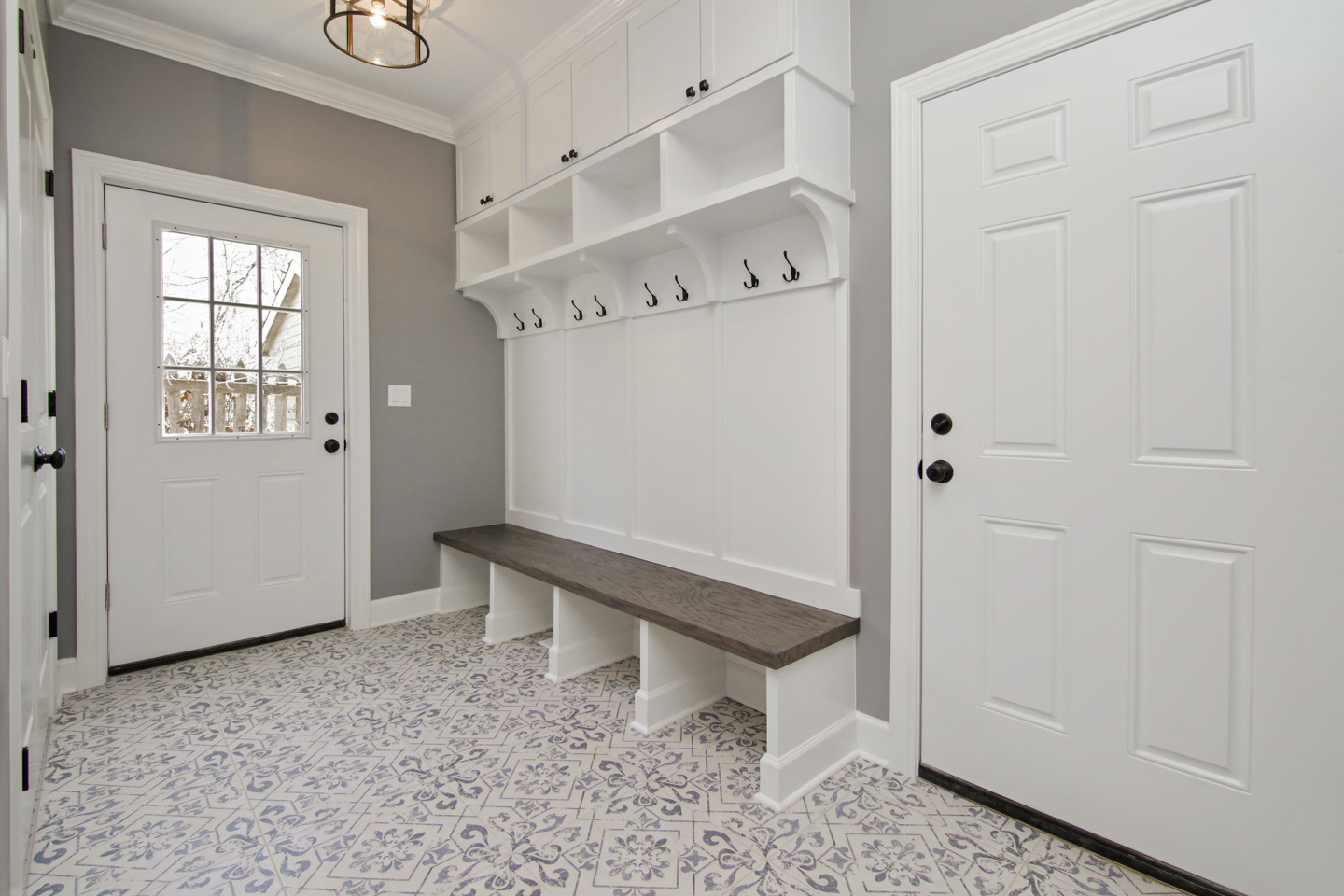 laundry room by AMA Development Deerfield Illinois