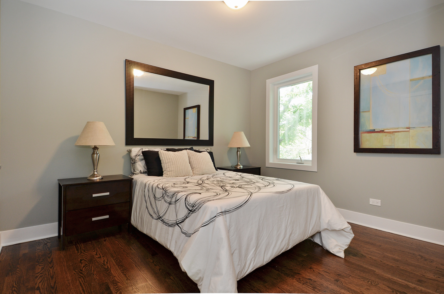 bedroom by AMA Development Deerfield Illinois