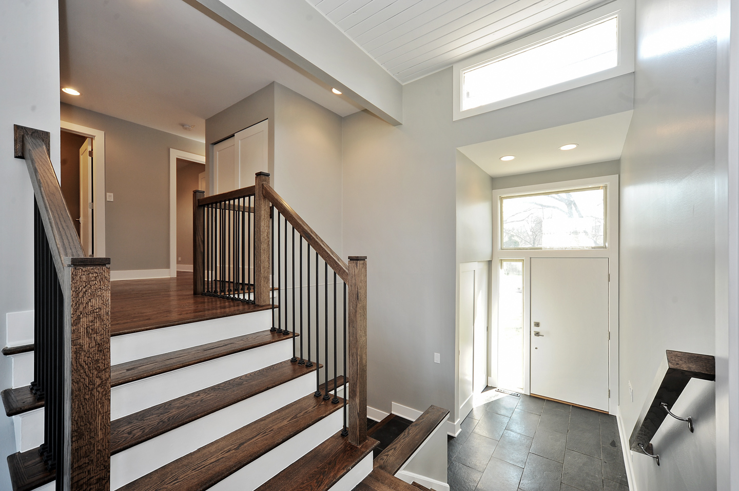 foyer by AMA Development Deerfield Illinois
