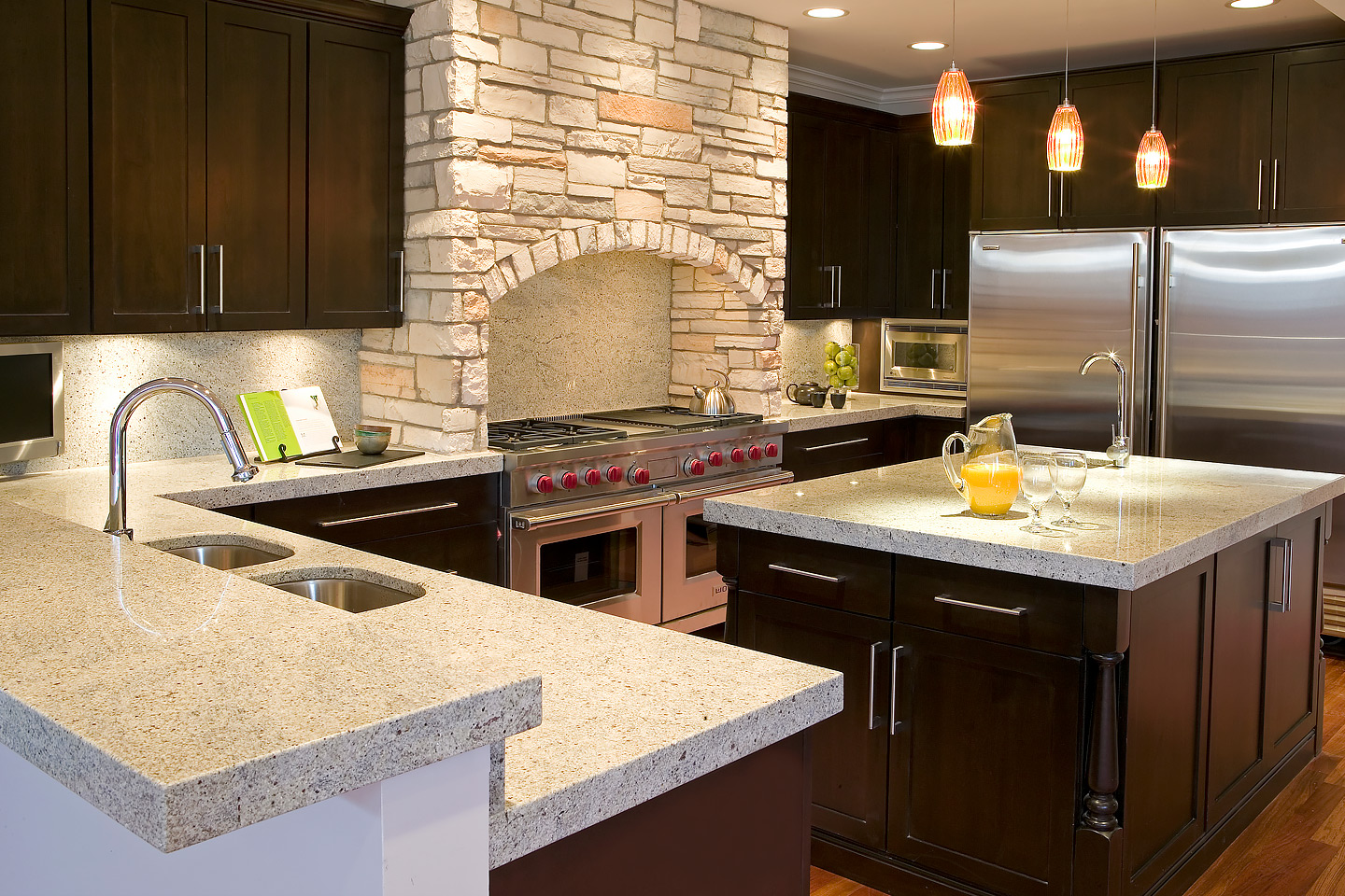 kitchen by Samara Development Deerfield Illinois