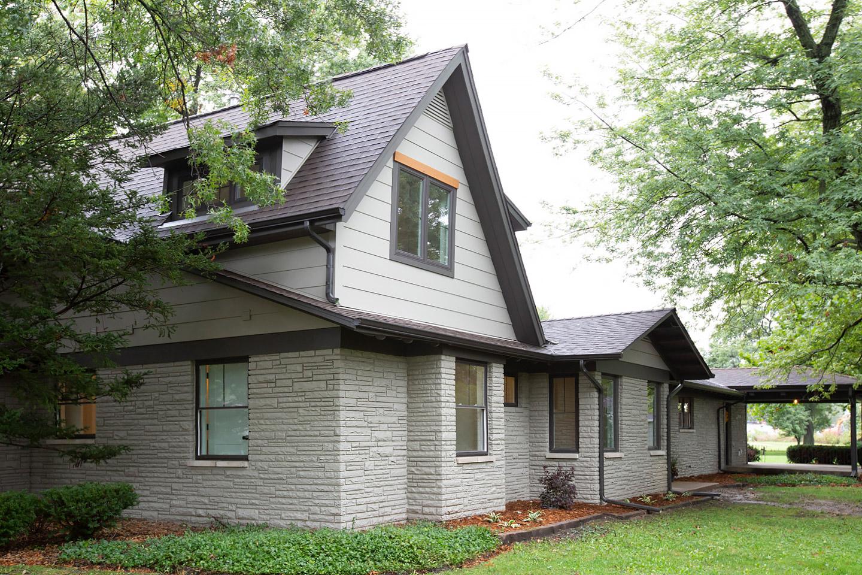 second floor addition by Samara Development Deerfield Illinois