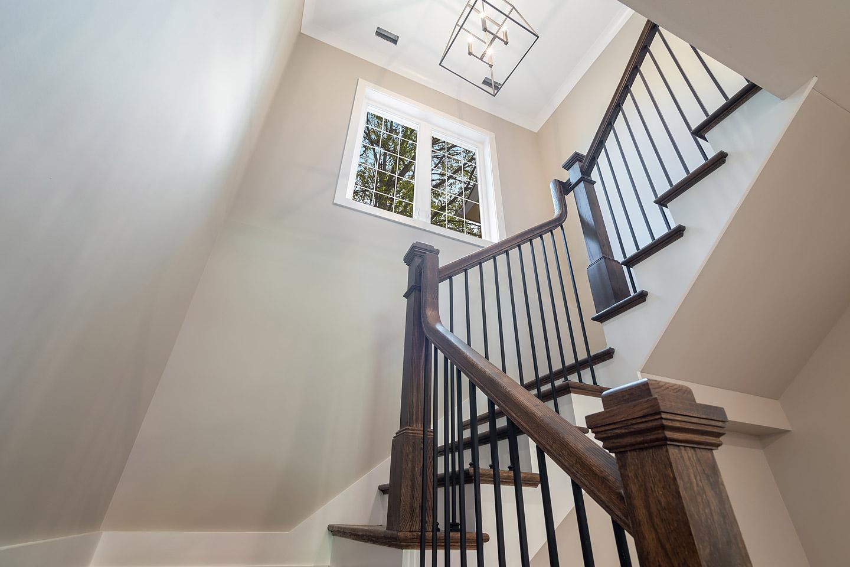 stairs by Samara Development Deerfield Illinois
