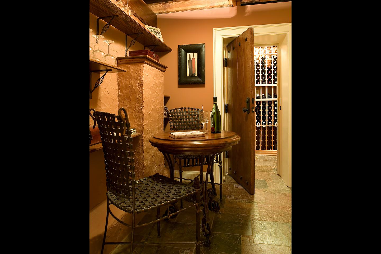 basement by Samara Development Deerfield Illinois